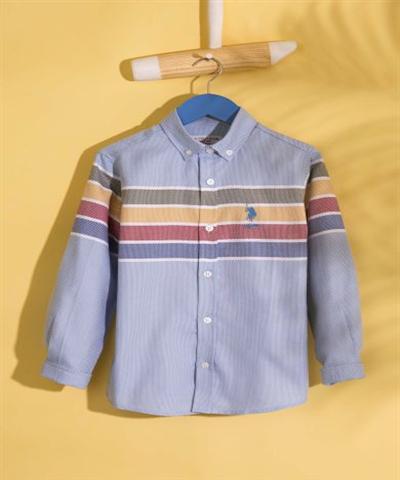 MAVI Panolu Regular Uzun Kol Gömlek