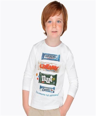 Uzun Kol 2li Tshirt Set