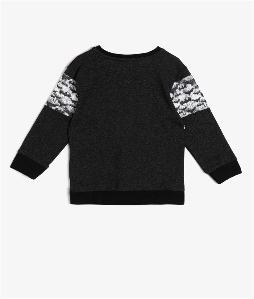Batman Lisanslı Sweatshirt